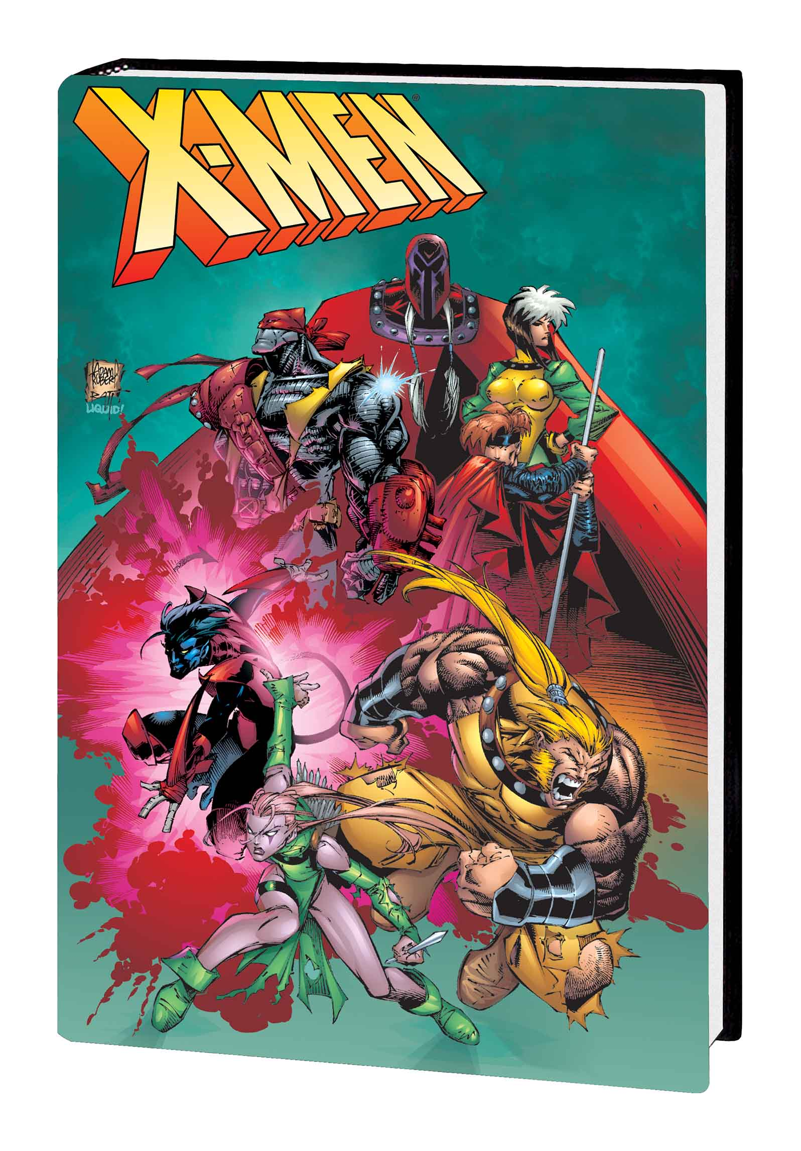 X-Men: Age of Apocalypse (Hardcover)