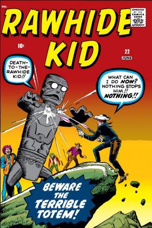 Rawhide Kid (1955) #22