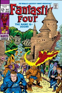 Fantastic Four #84