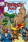 Fantastic Four (1961) #84 Cover