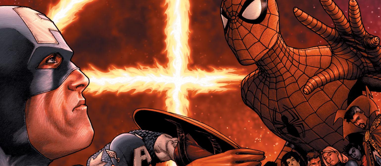 Civil War: The Complete Event | Comics | Marvel com