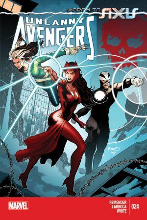 Uncanny Avengers (2012) #24