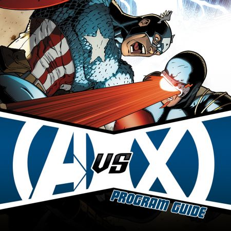 Avengers Vs. X-Men Program (2012)