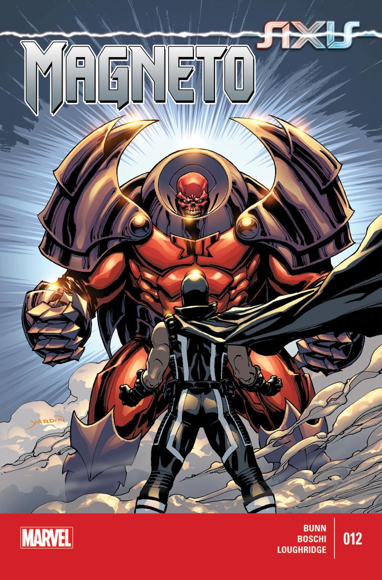 Magneto (2014) #12