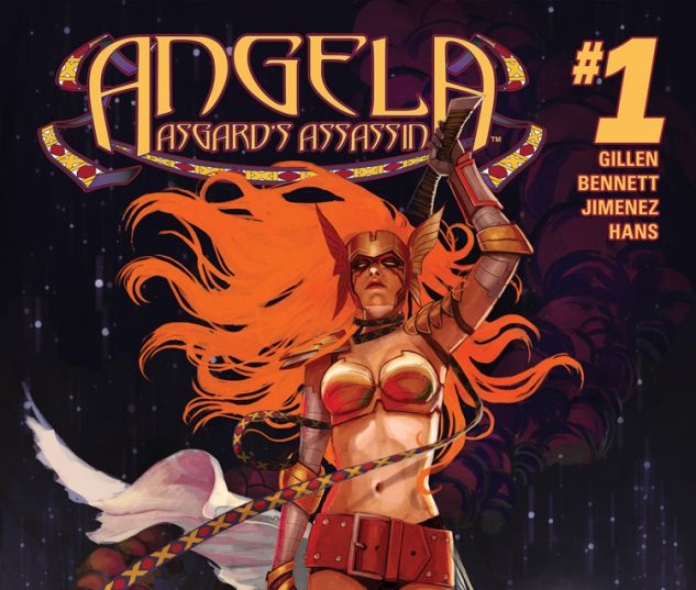 ANGELA: ASGARD'S ASSASSIN 1 (WITH DIGITAL CODE)