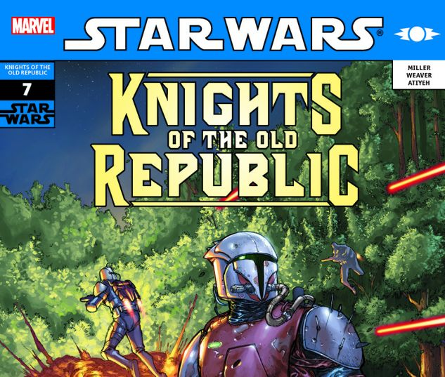 Star Wars: Knights Of The Old Republic (2006) #7