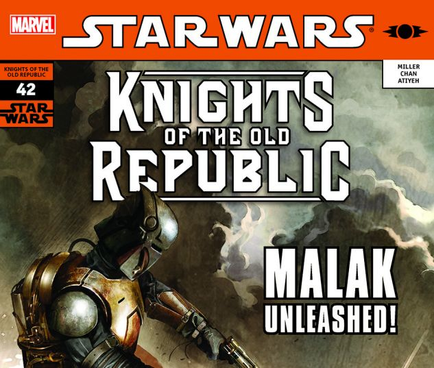 Star Wars: Knights Of The Old Republic (2006) #42