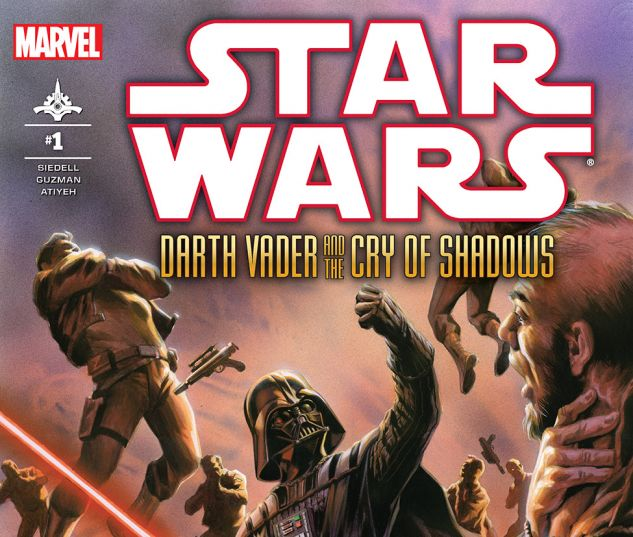 Star Wars: Darth Vader And The Cry Of Shadows (2013) #1
