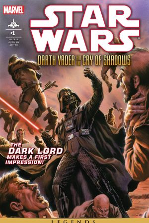 Star Wars: Darth Vader And The Cry Of Shadows #1