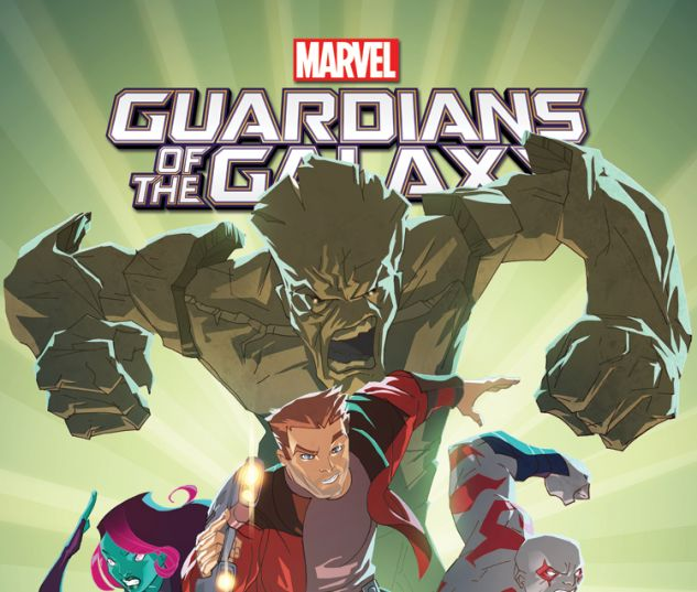MARVEL UNIVERSE GUARDIANS OF THE GALAXY 3