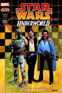 Star Wars: Underworld - The Yavin Vassilika #1