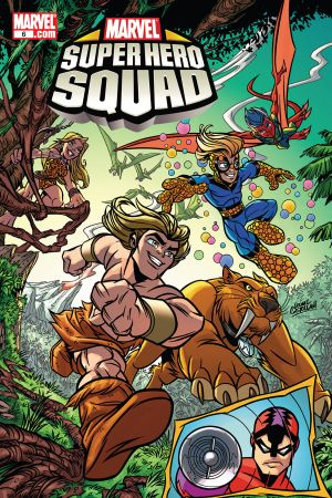 Super Hero Squad #6