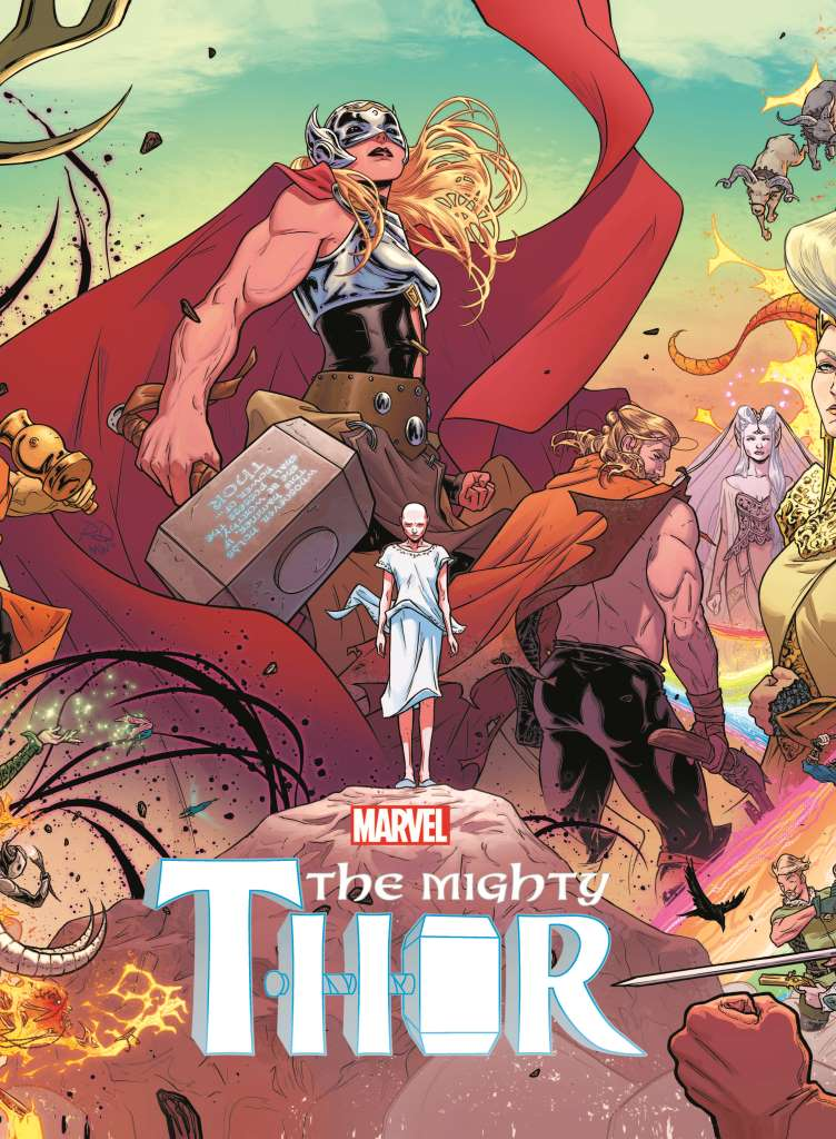 Mighty Thor (2015) #1