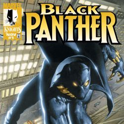 Black Panther (1998) series image