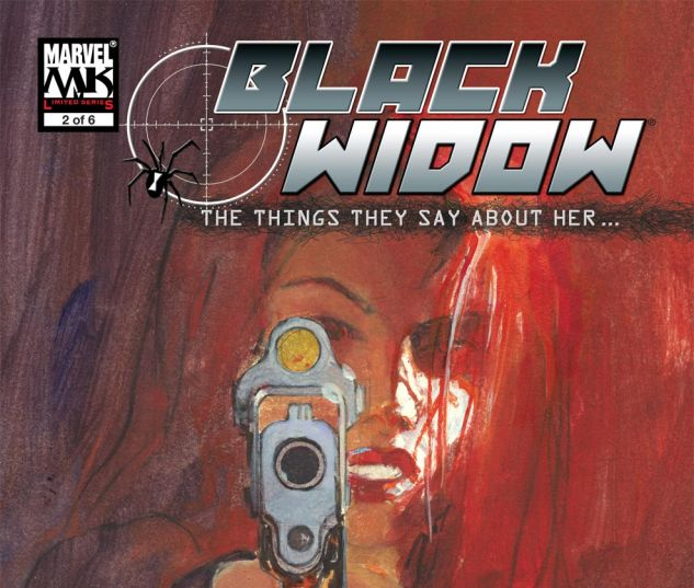 Black Widow: The Things They Say About Her (2005) #2
