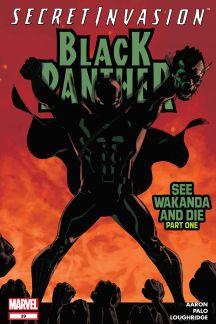 Black Panther (2005) #39