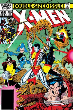 Uncanny X-Men #166