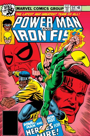 Power Man and Iron Fist (1978) #54