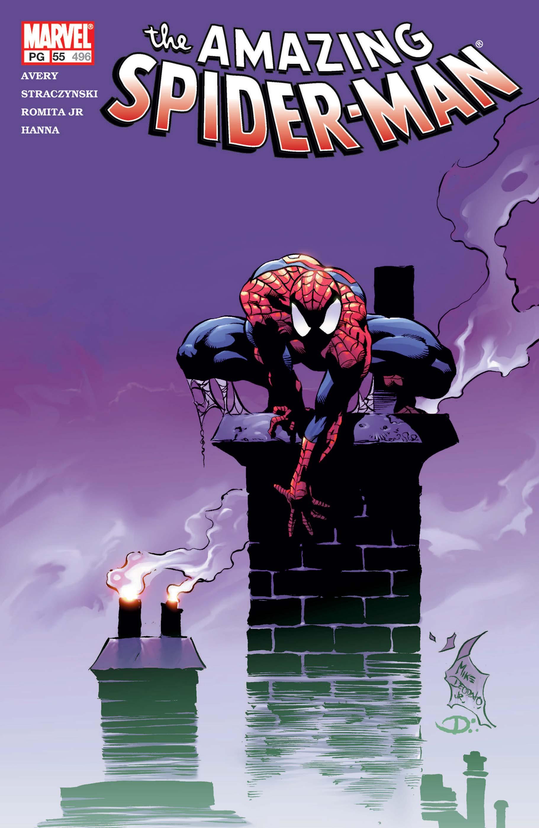 Amazing Spider-Man (1999) #55