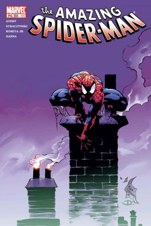 Amazing Spider-Man #55