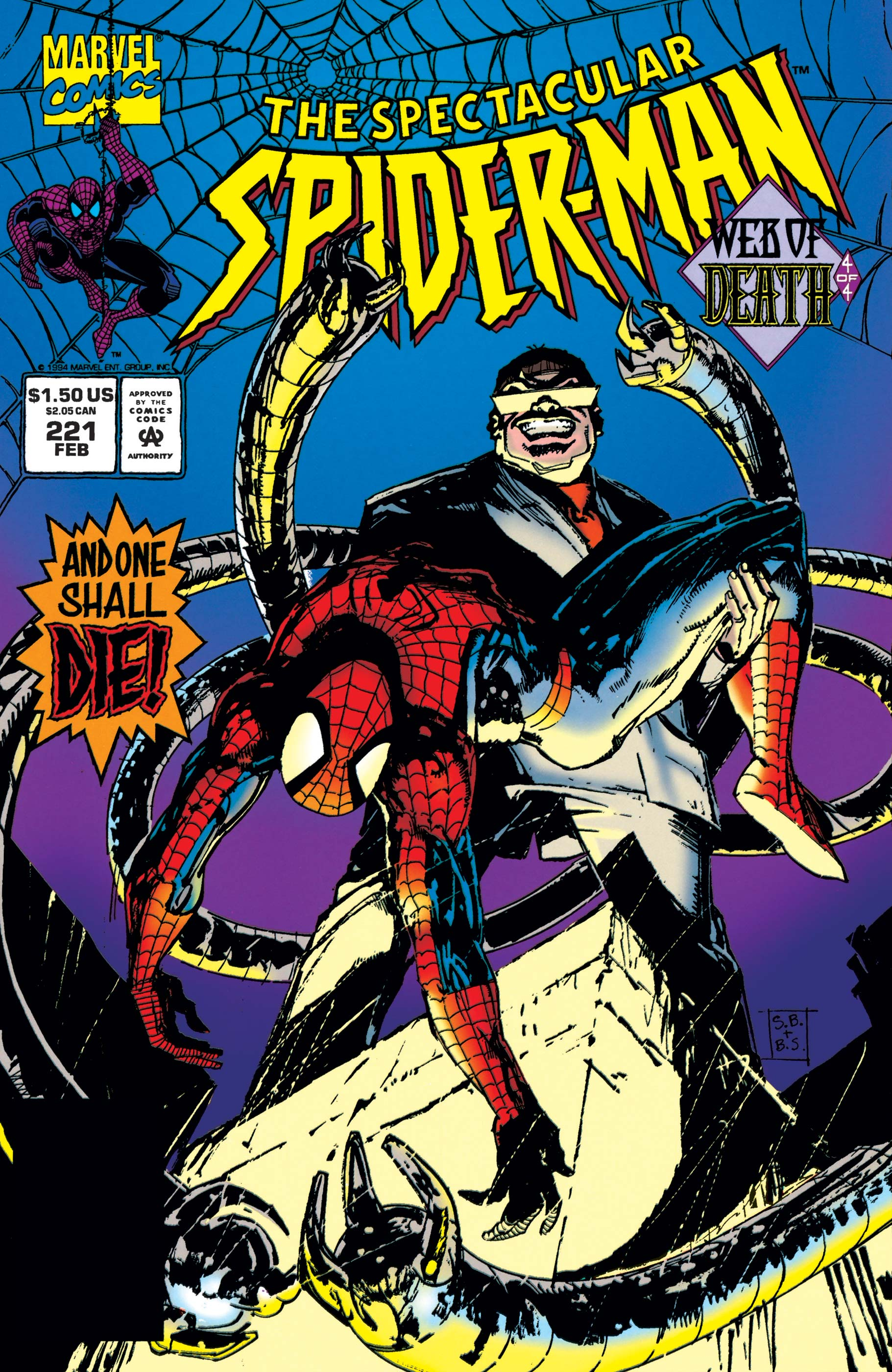 Peter Parker, the Spectacular Spider-Man (1976) #221