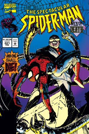 Peter Parker, the Spectacular Spider-Man #221