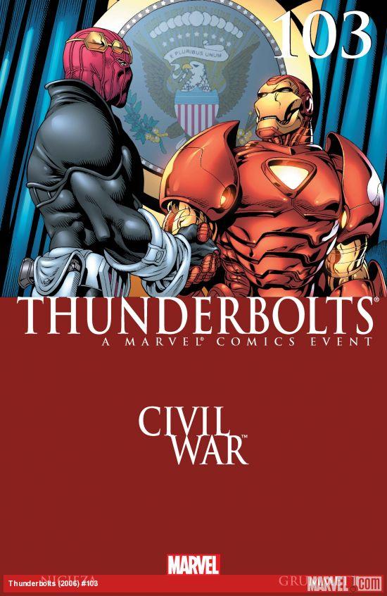 Thunderbolts (2006) #103