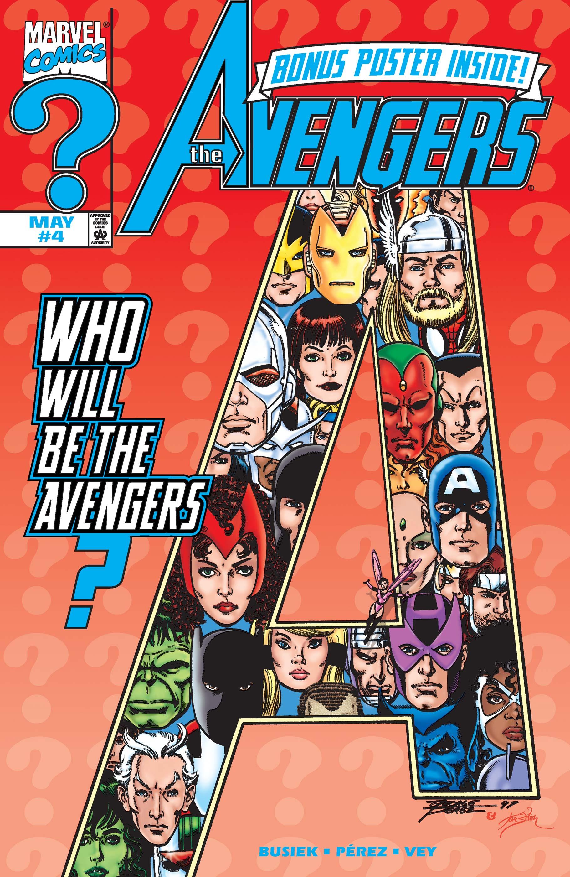 Avengers (1998) #4