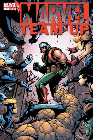 Marvel Team-Up #18