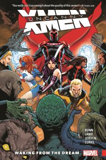 Uncanny X-Men: Superior Vol. 3 - Waking from The Dream (Trade Paperback)