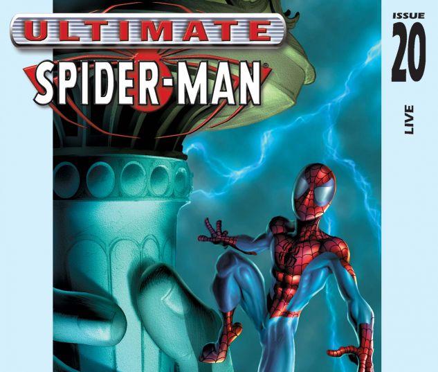 ULTIMATE SPIDER-MAN (2000) #20