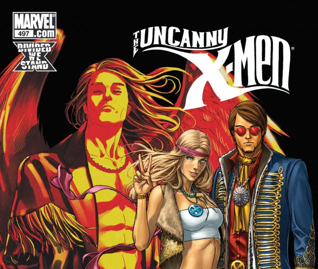 UNCANNY X-MEN (1963) #497