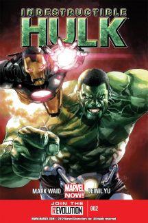 Indestructible Hulk (2012) #2