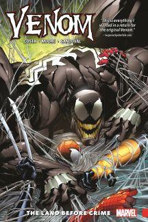 Venom Vol. 2: The Land Before Crime (Trade Paperback)