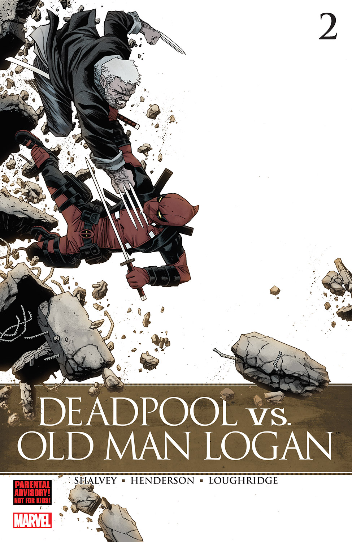 Deadpool Vs. Old Man Logan (2017) #2