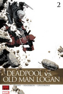 Deadpool Vs. Old Man Logan #2