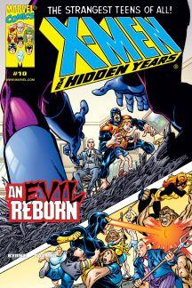 X-Men: The Hidden Years (1999) #10