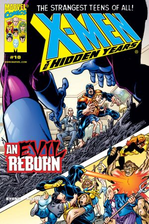 X-Men: The Hidden Years (1999) #10