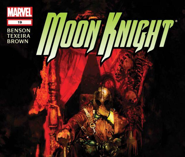 MOON KNIGHT (2006) #19