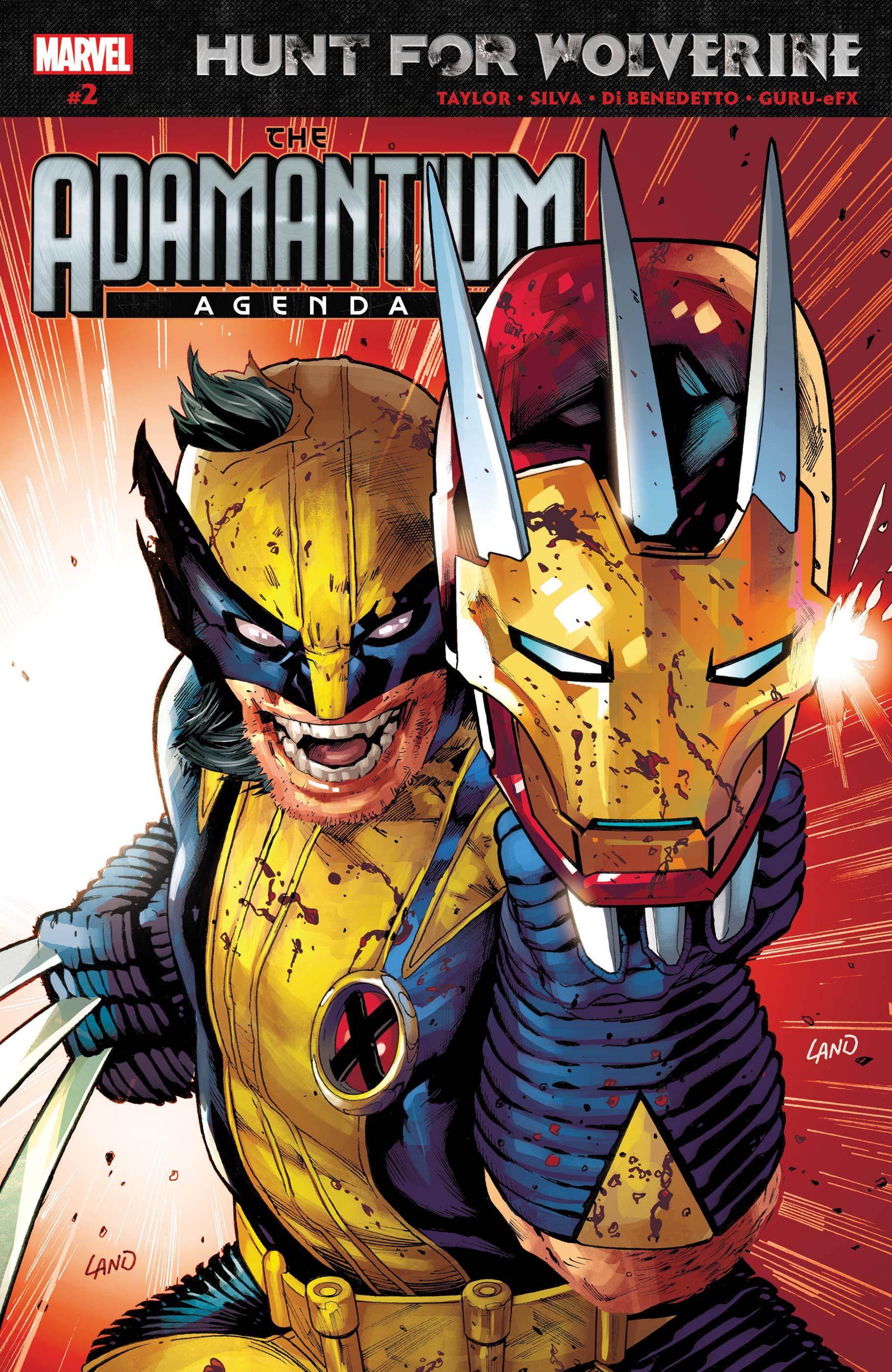 Hunt for Wolverine: Adamantium Agenda (2018) #2