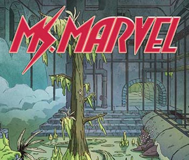 cover from Ms. Marvel Vol. 1 Kids Infinite Comic (2018) #2