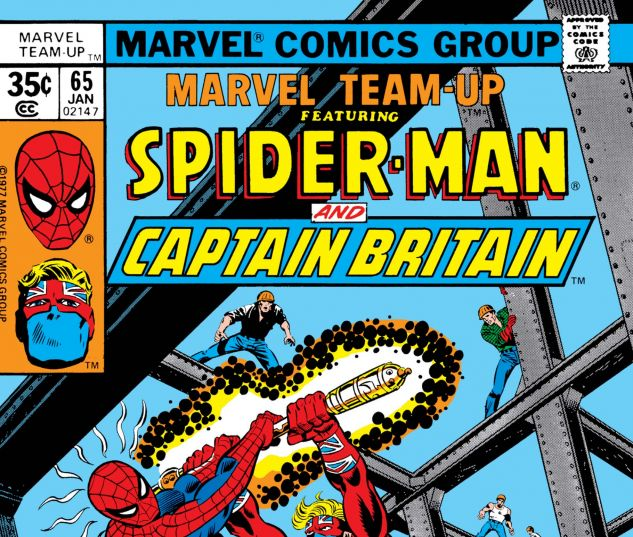 MARVEL TEAM-UP (1972) #65
