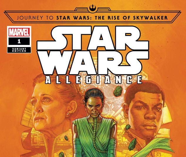 Journey to Star Wars: The Rise of Skywalker - Allegiance #1