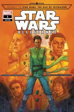 Journey to Star Wars: The Rise of Skywalker - Allegiance (2019) #1 (Variant)