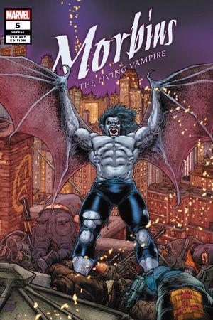 Morbius #5  (Variant)