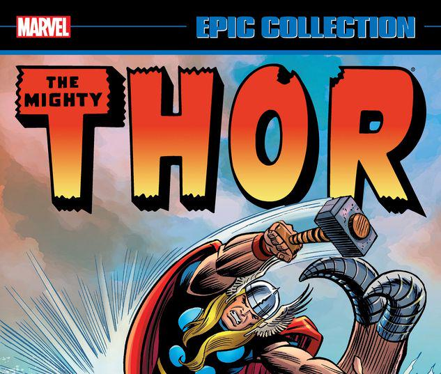 THOR EPIC COLLECTION: INTO THE DARK NEBULA TPB #1