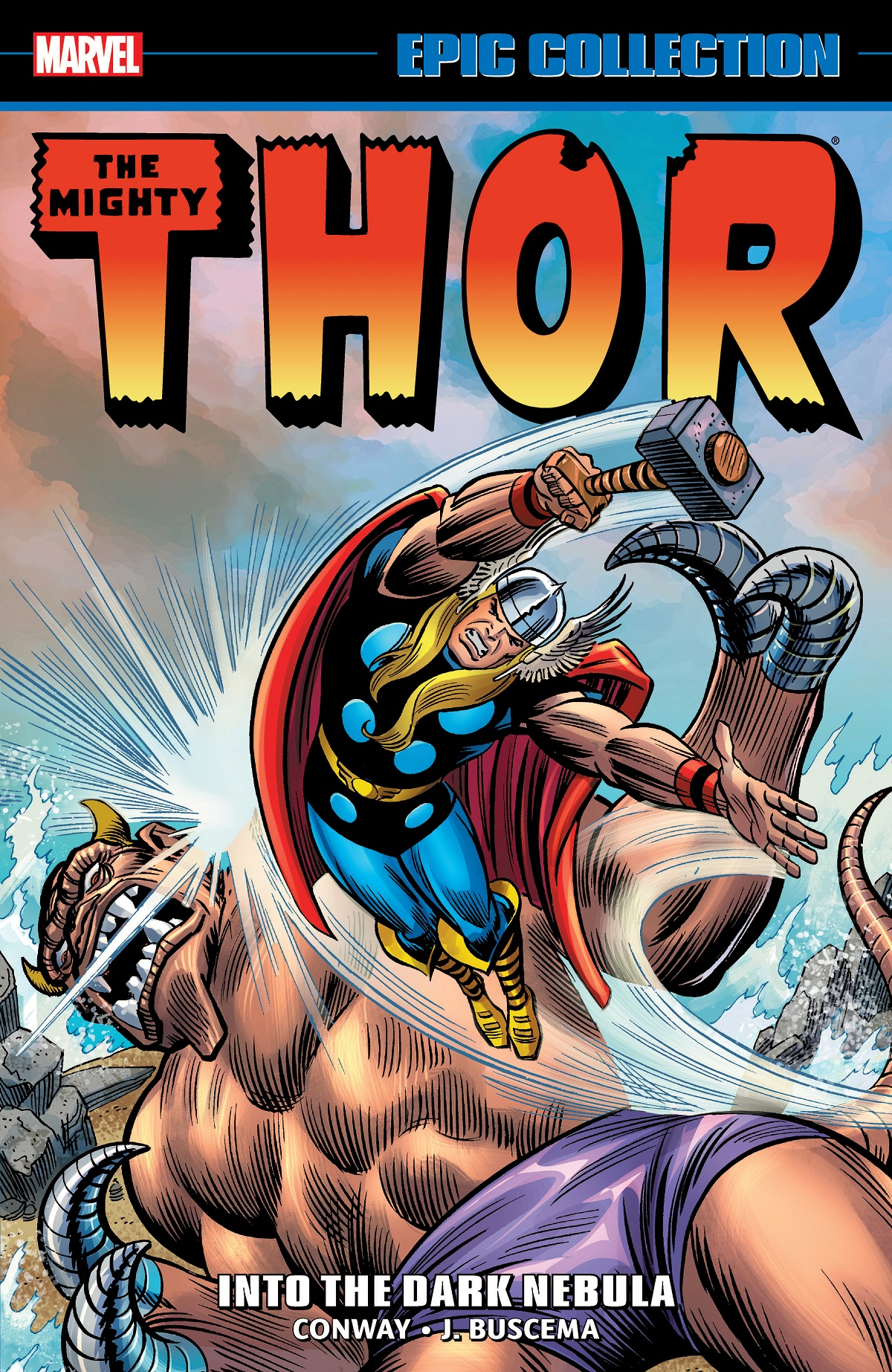 Thor Epic Collection: Into The Dark Nebula (Trade Paperback)