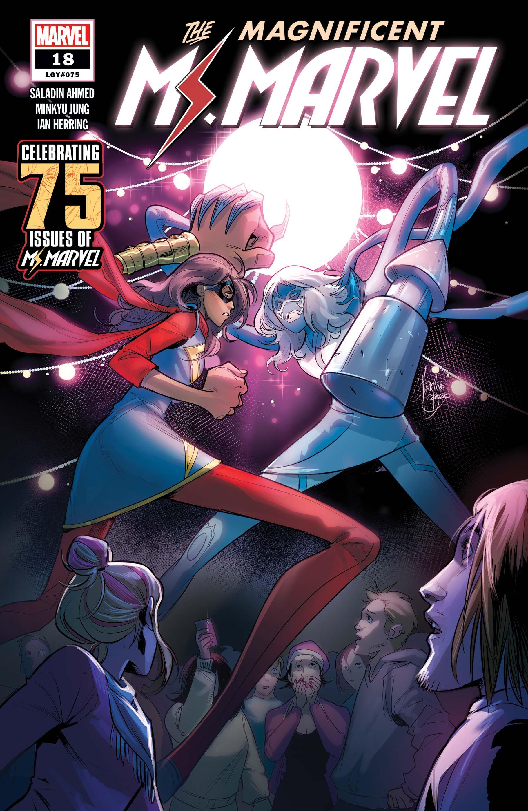 Magnificent Ms. Marvel (2019) #18