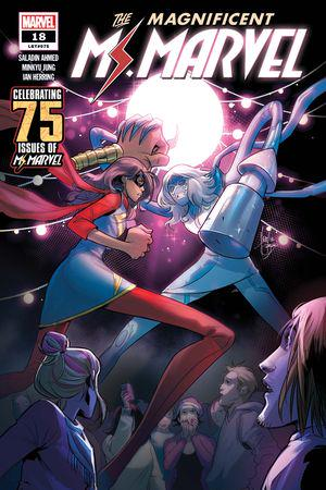 Magnificent Ms. Marvel #18