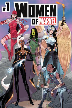 Women of Marvel #1